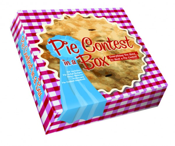 """Pie Contest in a Box"""